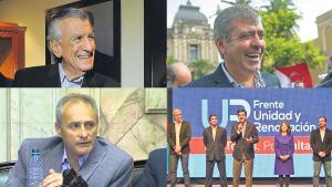 José Luis Gioja no irá en San Juan. José Cano y Héctor Baldassi se presentarán en Tucumán y Córdoba. Urtubey anunció seis listas para las PASO.