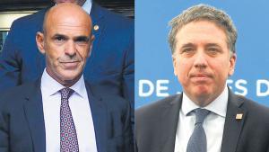 Gustavo Arribas y Nicolás Dujovne tienen la mayor parte de sus millones en el exterior.