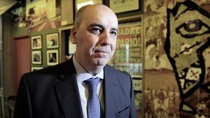 El juez Marcelo Martínez de Giorgi.
