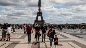 Francia permite ahora el ingreso de argentinos aún cuando no estén vacunados.
