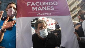 """""""Me parece que Macri se debería presentar como cualquiera de nosotros"""", dijo Facundo Manes."""