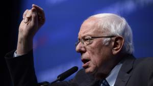 Bernie Sanders sobre el golpe en Bolivia.