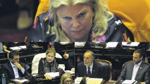 Durante más de diez horas los diputados discutieron sobre la exclusión de De Vido de la Cámara baja.