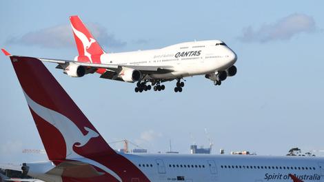 """Qantas ya tiene """"vuelos a ninguna parte"""" y ahora suma """"vuelos misteriosos"""""""