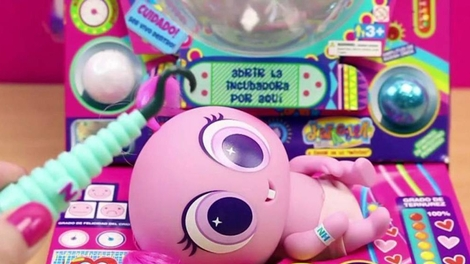 Ksi-merito, un juguete dirigido a las niñas.