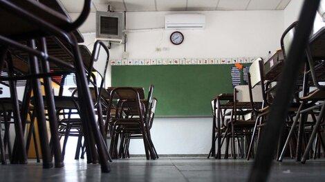 La suspensión de las clases presenciales tiene efecto para controlar la pandemia.