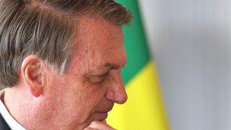 Pese a no estar vacunado, Jair Bolsonaro pudo viajar a Estados Unidos para la asamblea General de la ONU.