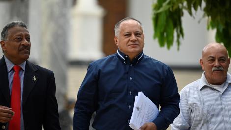 Contactos secretos entre EE.UU. y Venezuela