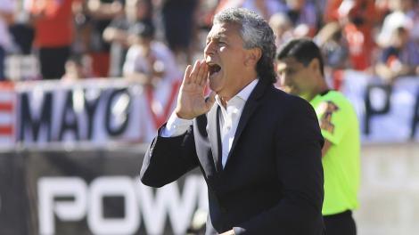 San Lorenzo: Tinelli confirmó la vuelta de Gorosito como DT