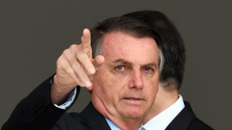 Bolsonaro ya no declara que Trump es su ídolo