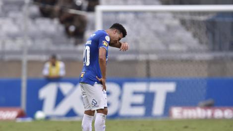 Cruzeiro, histórico descenso entre incidentes y cargadas
