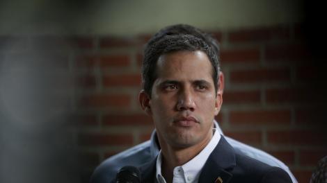 Según trascendidos, Juan Guaidó podría ir al Foro de Davos, en Suiza.