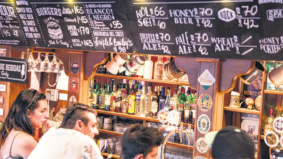 Manush Calendario.Paraiso Cervecero Rio Negro Tendencias En Baril