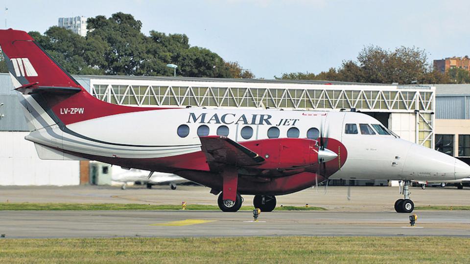 Avianca adquirió la firma MacAir de Sideco y Socma, del grupo empresario de la familia Macri.