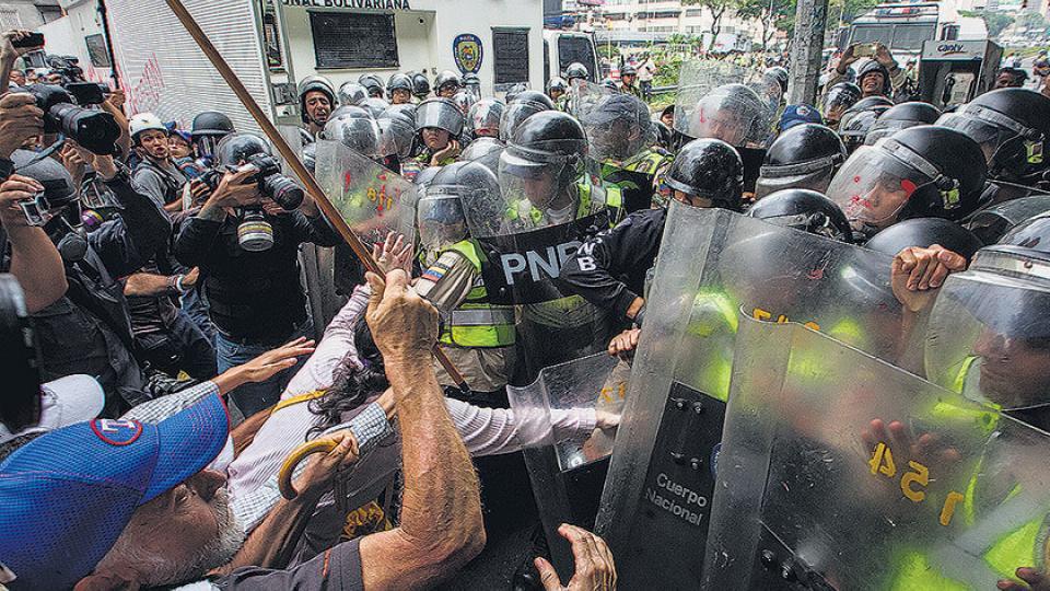 castigar Venezuela