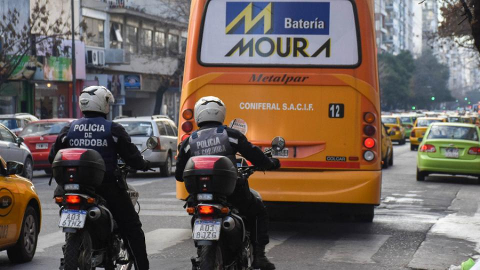"""""""Actuará de forma conjunta Gendarmería Nacional, Policía Federal y Policía de Córdoba"""", anunció Mestre."""