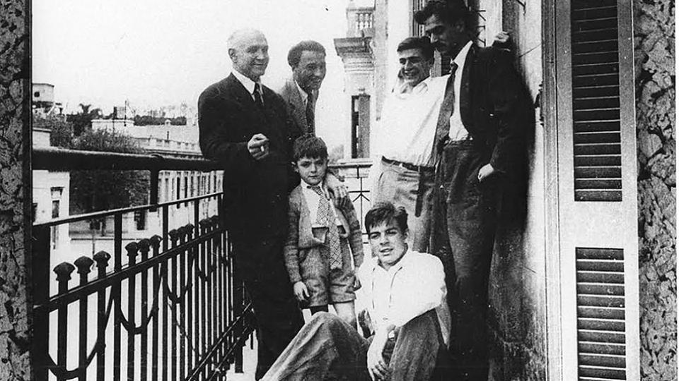 De la casa de Aráoz y Mansilla salió el Che en 1953 para hacer su segundo viaje por Latinoamérica.