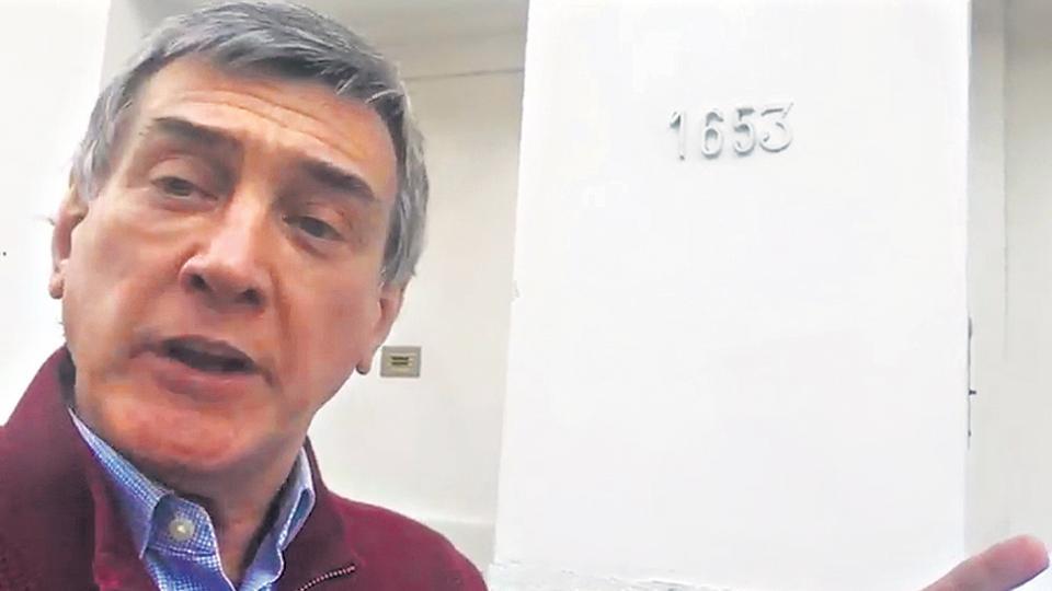 """""""José Corral es un tránsfuga de terror. Voy a ir a la Justicia"""", dijo el concejal Boasso."""