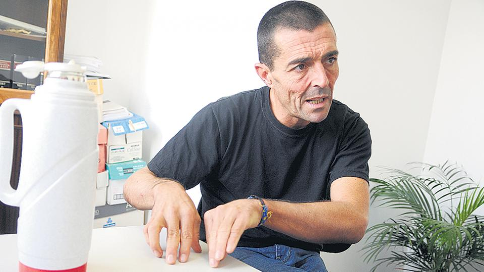 El fiscal Federico Delgado investiga las obras de una planta potabilizadora y una depuradora.