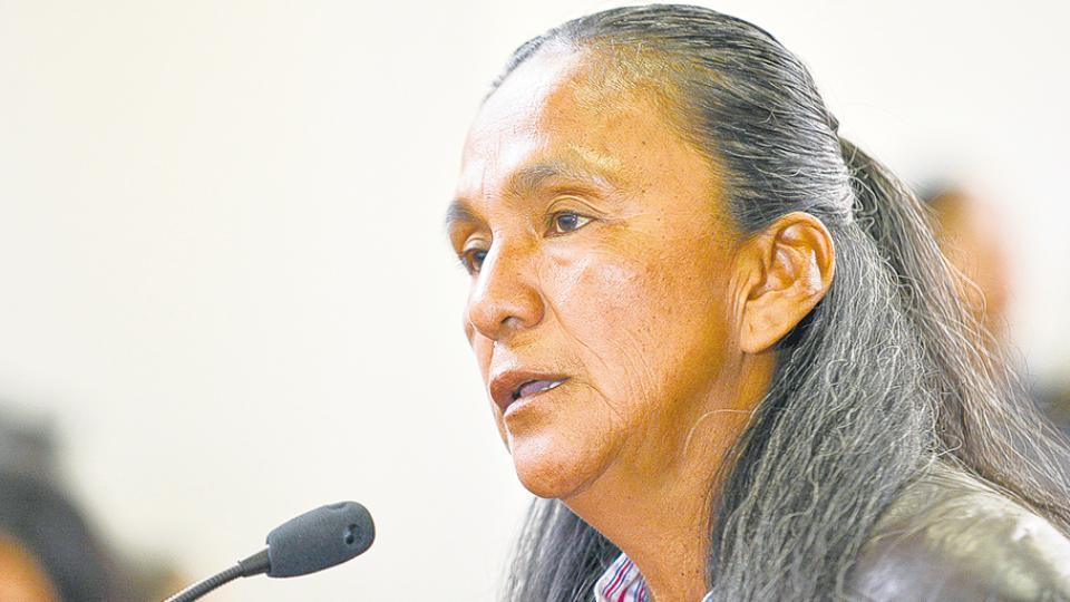 La Comisión Interamericana de DDHH visita a Milagro Sala en la cárcel