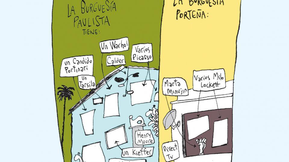 Resultado de imagen para burguesia paulista pagina12