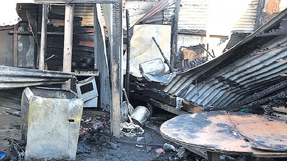 Cuatro niñas murieron en una situación similar hace 11 días.