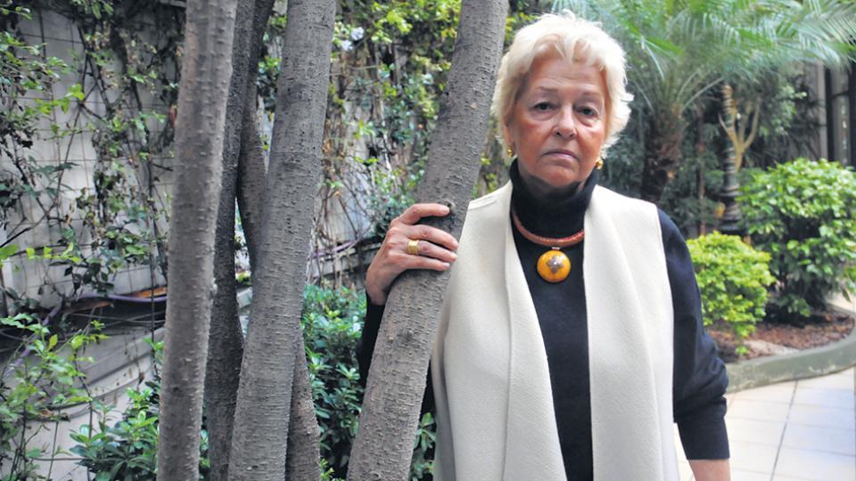 """""""Las pequeñas editoriales se han dedicado a hacer libros muy minoritarios"""", dice Beatriz de Moura."""