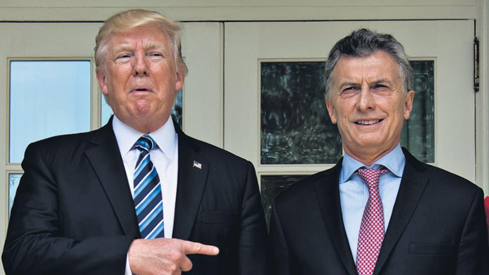 Donald Trump y Mauricio Macri, dos cultores de la posverdad.