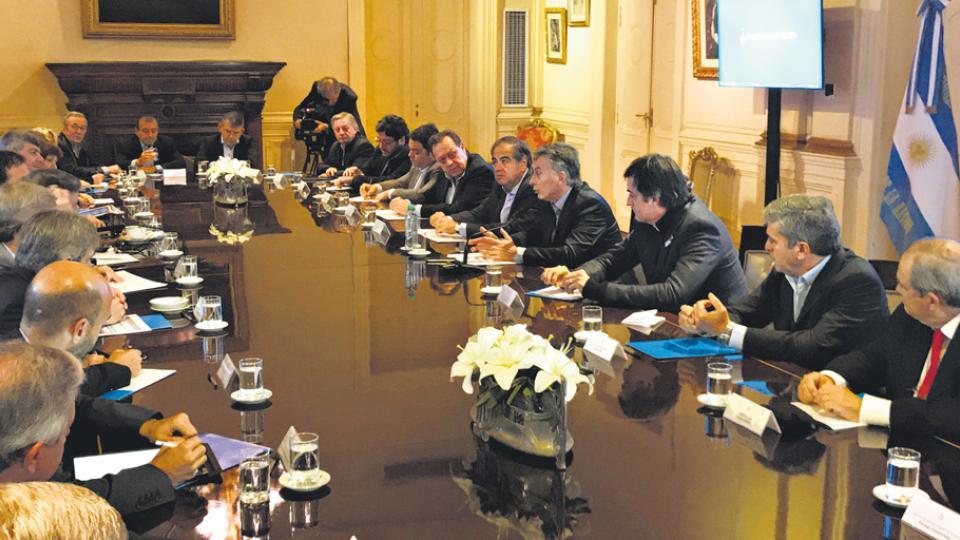 Bullrich, Cano y Martínez participaron hoy de su última reunión de gabinete en Casa Rosada. El viernes dejarán sus cargos.