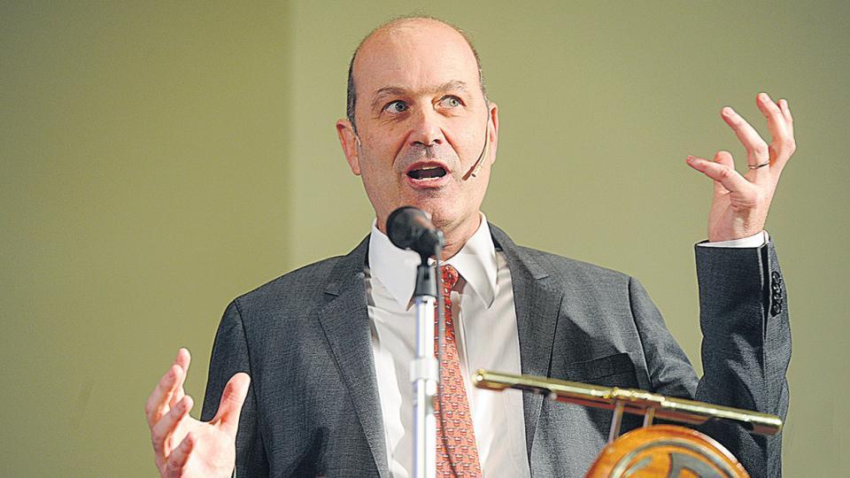 Federico Sturzenegger, presidente del Banco Central y gran cultor de la independencia de la entidad. Ayer se le cayó la careta.
