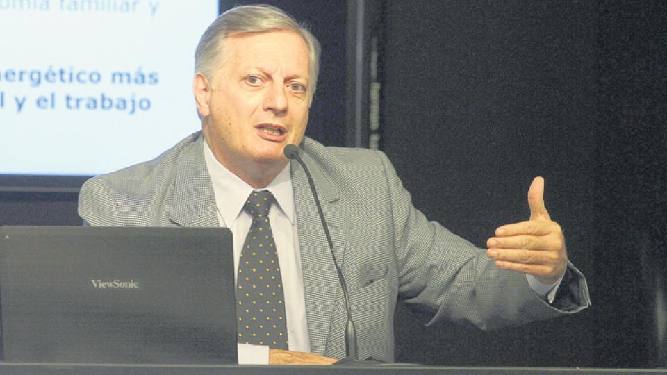 Juan José Aranguren, ministro de Energía.