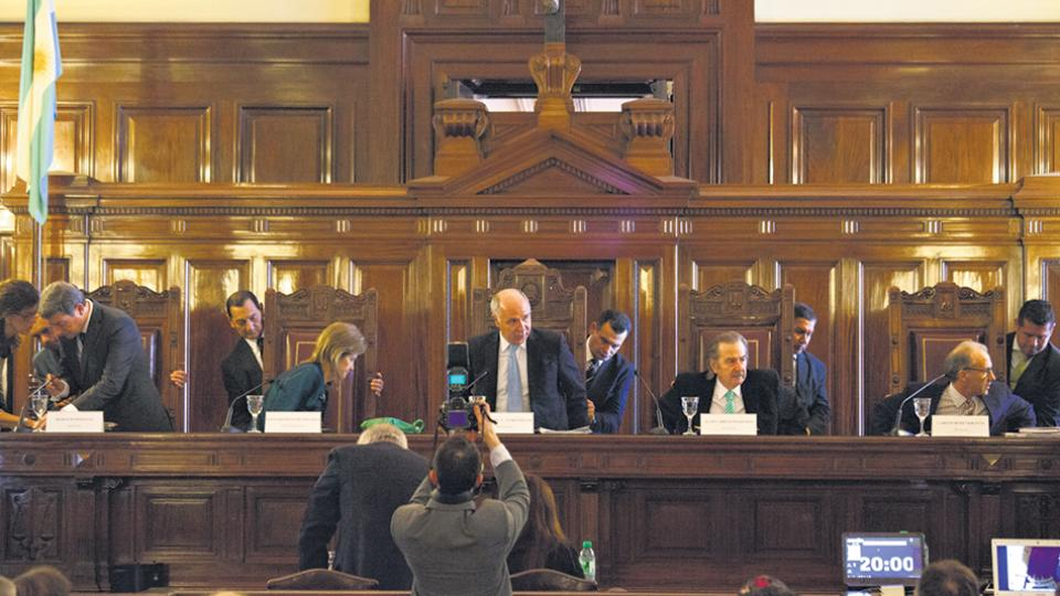 Desde el año pasado, en coincidencia con el gobierno de Macri, la Corte firmó una serie de fallos regresivos en materia laboral.