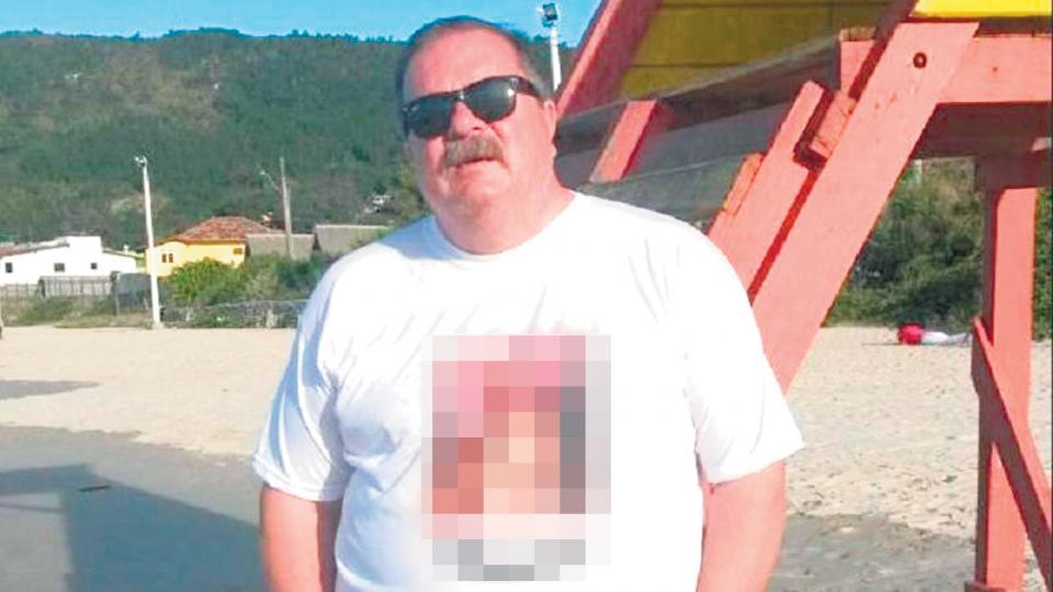 Villoldo, jubilado de apuro en 2005 por la desaparición de 200 kilos de cocaína, funcionario reciclado por Kravetz y dueño de la camioneta televisiva.