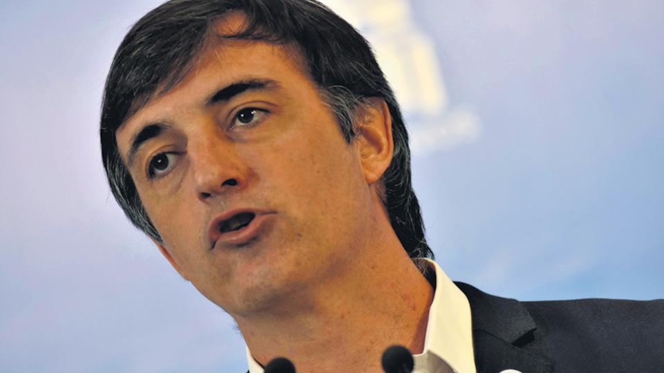 Esteban Bullrich saltó del Ministerio de Educación a la candidatura a senador en la provincia.