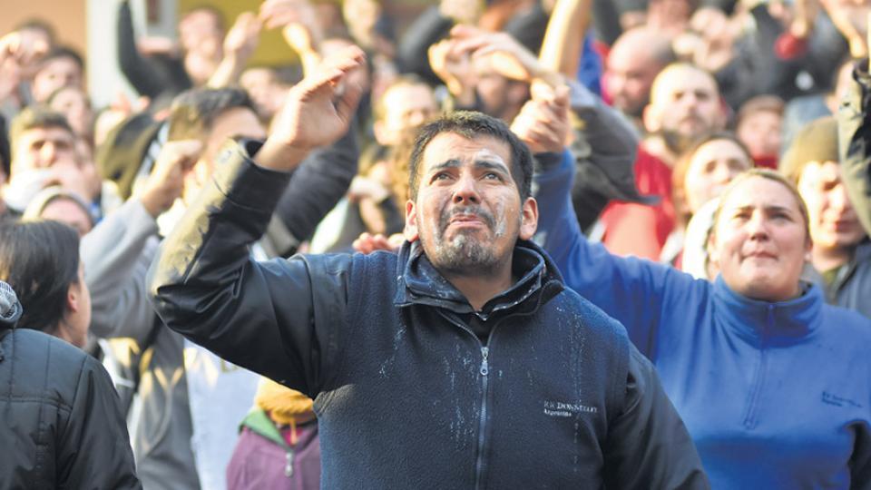 Los organismos de derechos humanos denunciaron que durante el operativo se violaron todas las garantías.