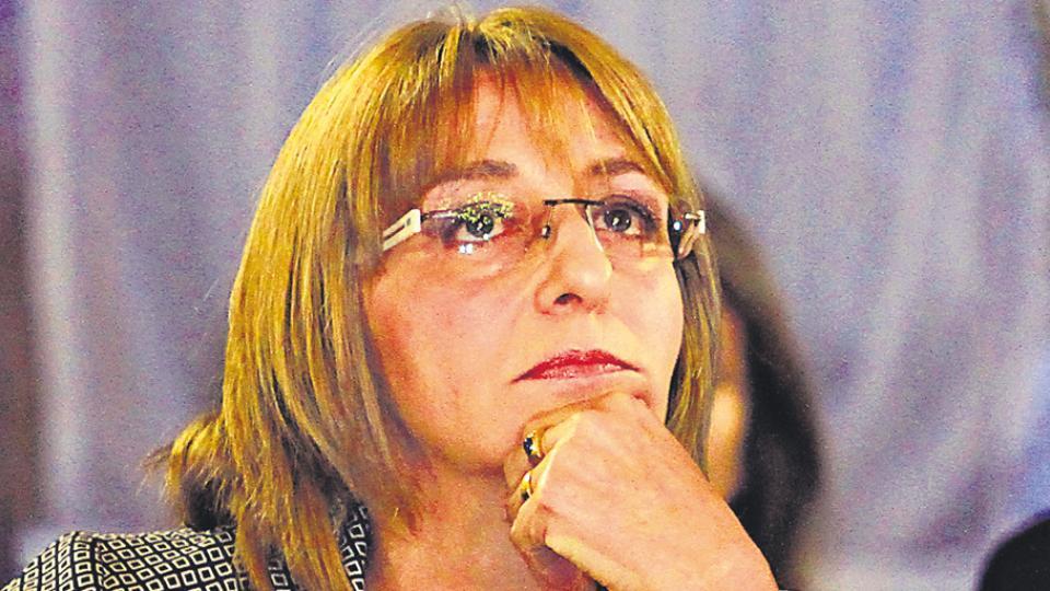 El Gobierno quiere sacar del cargo a la procuradora general Alejandra Gils Carbó.