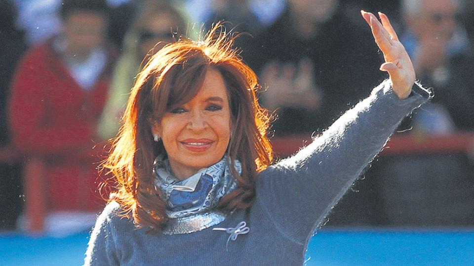 Cristina Kirchner sigue en el primer puesto en las PASO bonaerenses