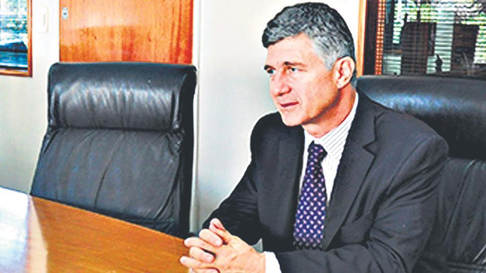 Juan Manuel Culotta comparte con Mauricio Macri y otros funcionarios del Gobierno su pasado de alumno del Cardenal Newman.