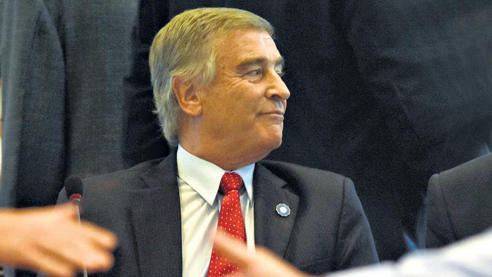 El ministro de Comunicaciones, Oscar Aguad, dejó su cargo sin difundir el anteproyecto de ley.