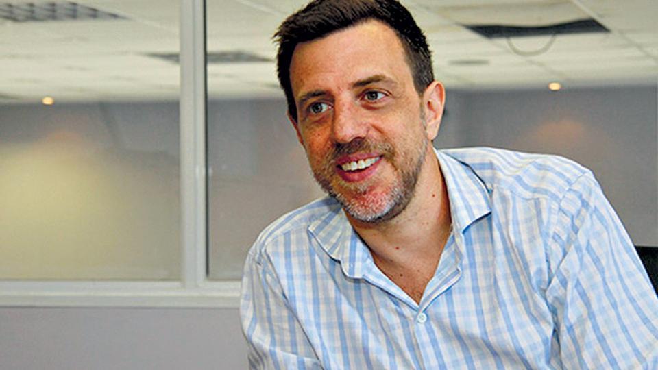 Diego Kravetz, secretario de Seguridad de Lanús.