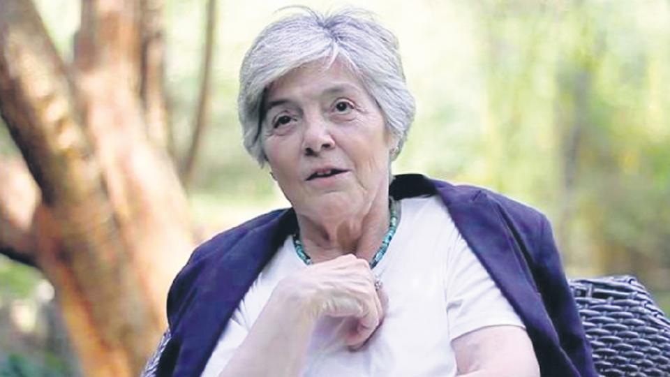Hebe Vessuri, investigadora del Conicet en el Instituto Patagónico de Ciencias Sociales y Humanas.