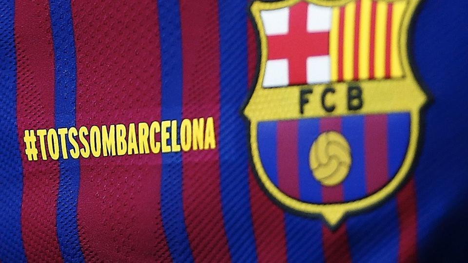 Fuerte comunicado del club Barcelona