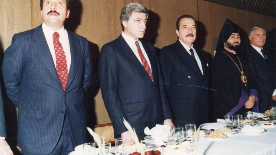 El día en que la Argentina reconoció el genocidio armenio