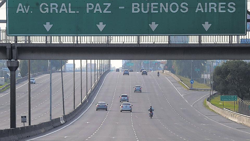 El negocio de los macri con autopistas del sol la for Benetton quedara autopista panamericana acceso oeste