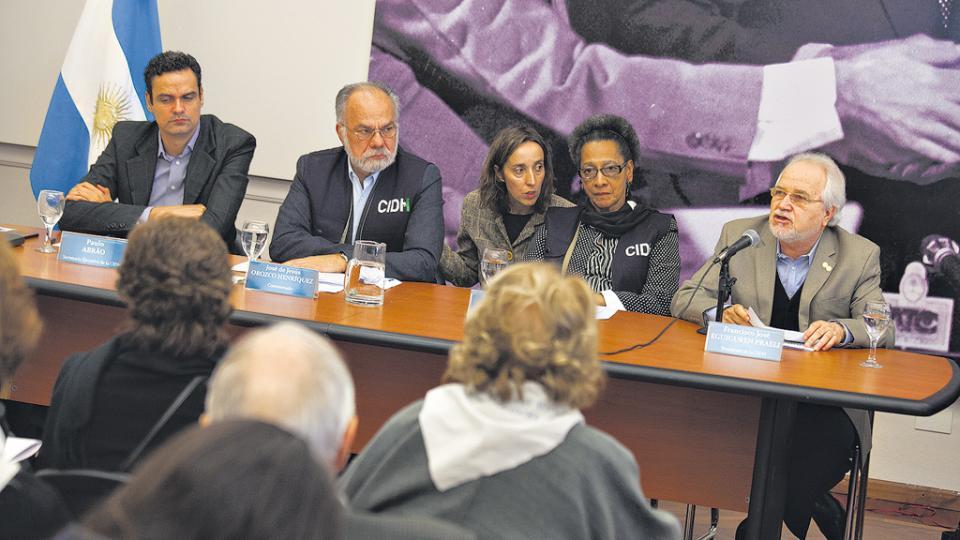 La CIDH se expidió en el marco un planteo elevado por una ONG que venía denunciando la represión a la comunidad mapuche.