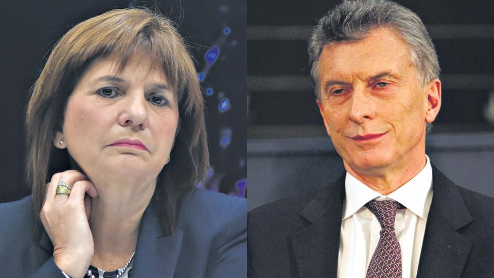 Mauricio Macri les apuntó a los mapuches y lo mismo hizo Patricia Bullrich, que además salió a defender a la Gendarmería.