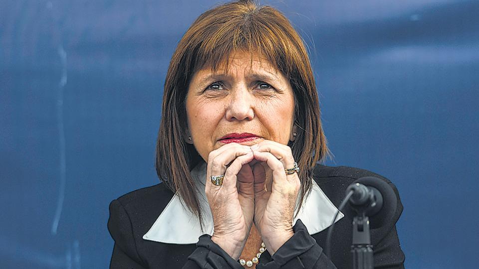 La ministra Bullrich fue citada a dar explicaciones por la comisión de Derechos Humanos de Diputados.
