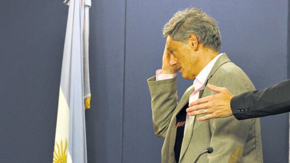 """""""Lo importante es la credibilidad del Banco Central"""", dijo Cabrera sin aclarar cómo hará el Central para conservarla."""