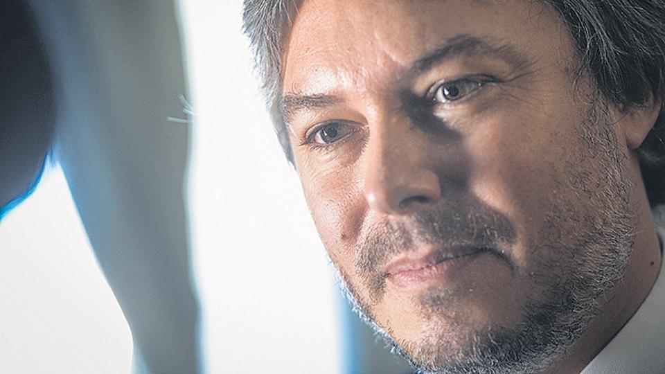 Mariano Federici, ex empleado del FMI y actual titular de la Unidad de Investigación Financiera.