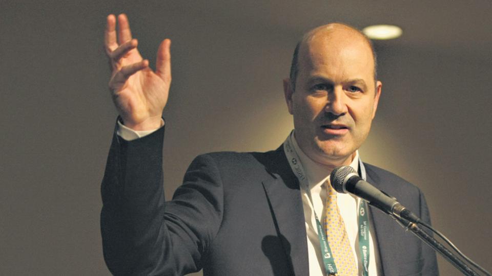 Federico Sturzenegger, presidente del Banco Central, mantuvo la tasa de 26,50 por ciento anual en las Lebac.